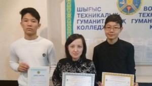 Участие в областной олимпиаде «Математический биатлон»