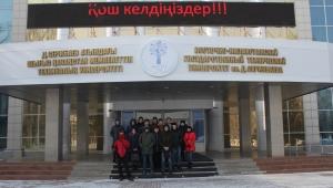 Экскурсия на архитектурно-строительный факультет ВКГТУ им. Д. Серикбаева