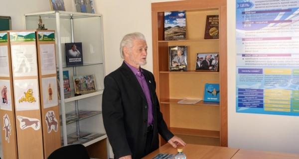 Встреча с Б.В.Щербаковым