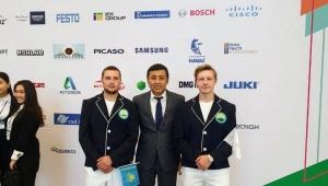 WorldSkills Kazakhstan 2019